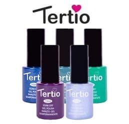 Гель-лаки Tertio