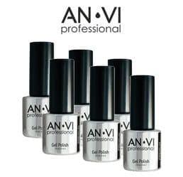 Гель-лаки AN-VI Professional