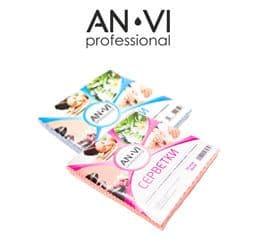 Салфетки ANVI Professional