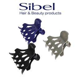 Затискачі для волосся Sibel
