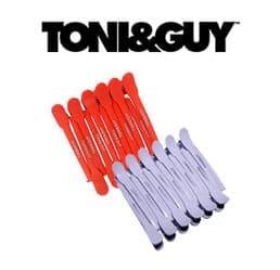 Затискачі для волосся Toni & Guy