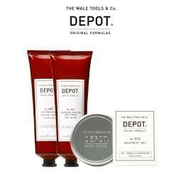 Гелі для гоління Depot