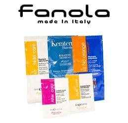 Пробная продукция Fanola