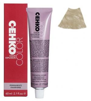 Крем-фарба для волосся C:EHKO Color Explosion №00/0F Супер світлий форте 60 мл - 00-00000075