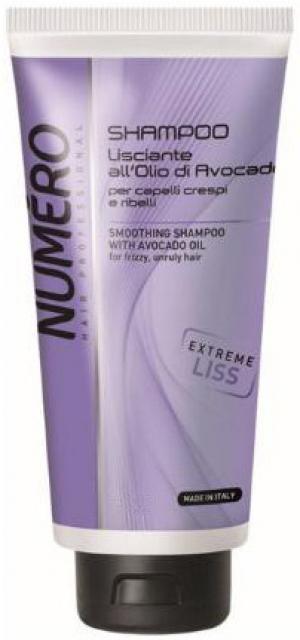 Шампунь для волосся з олією авокадо Brelil Numero 300 мл - 00-00000102