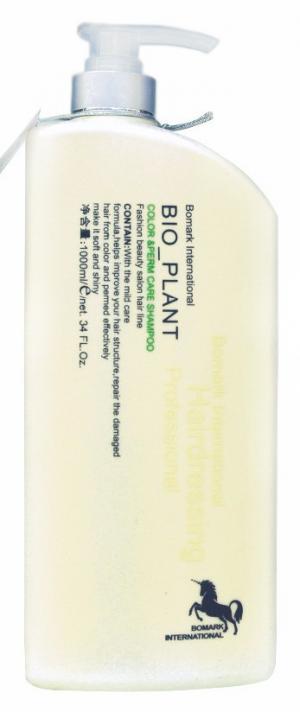 Шампунь для реконструкції волосся Bio Plant Color & Perm 1000 мл - 00-00000136