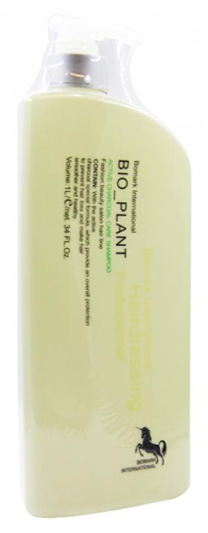 Шампунь для щоденного використання Bio Plant Active Charkoal 1000 мл - 00-00000142