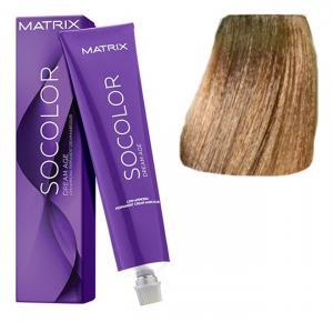 Крем-фарба для волосся Matrix Socolor Beauty №8M Світлий блондин мокко 90 мл - 00-00000161