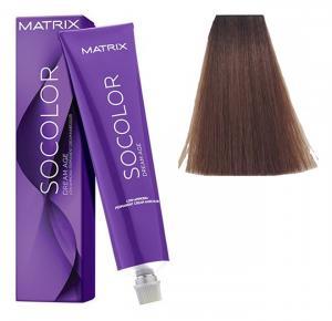 Крем-краска для волос Matrix Socolor Beauty №7M Блондин мокко 90 мл - 00-00000162