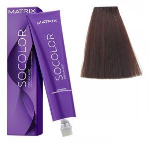 Крем-краска для волос Matrix Socolor Beauty №6M Темний блондин мокко 90 мл - 00-00000163