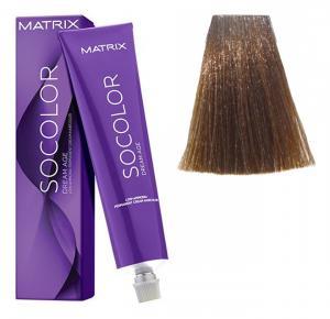 Крем-краска для волос Matrix Socolor Beauty №6NW Натуральный теплый темный блондин 90 мл - 00-00000171