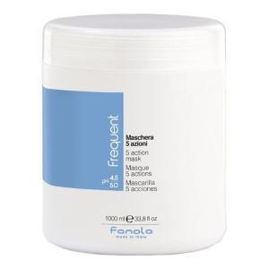 Маска 5-ти функційна для волосся Fanola Frequent 1000 мл - 00-00000229