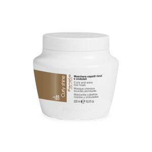 Маска для кучерявого волосся Fanola Curly Shine 500 мл - 00-00000235