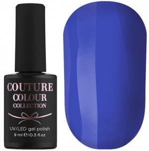 Гель-лак для нігтів Couture Colour №058 Щільний волошковий (емаль) 9 мл - 00-00000242