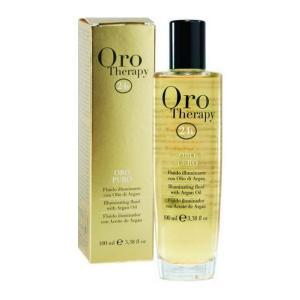 Флюид для реконструкции волос Fanola Oro Therapy 100 мл - 00-00000286