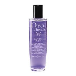 Жидкие кристаллы для осветленных и светлых волос Fanola 'Сапфир' Oro Therapy 100 мл - 00-00000289