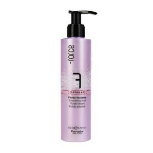 Флюид для выпрямления волос с фиксирующим эффектом Fanola T-force 200 мл - 00-00000290