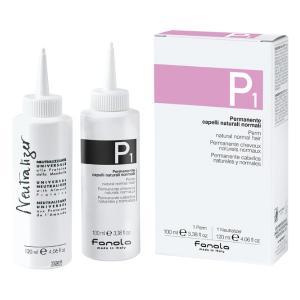 Набір для хімічної завивки нормального волосся Fanola 100 мл+120 мл - 00-00000294