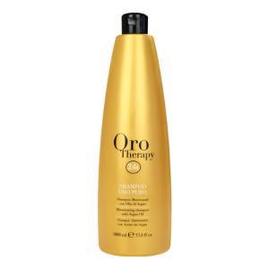 Увлажняющий шампунь с микрочастицами золота Fanola Oro Therapy 1000 мл - 00-00000295