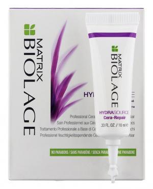 Ампулы для увлажнения сухих волос Matrix Biolage Hydrasource 10 мл*10 шт - 00-00000399