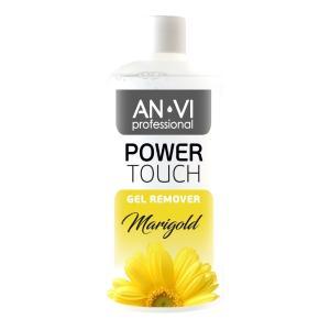 Засіб для видалення гель-лаку ANVI Professional Power Touch Marigold 500 мл - 00-00000422