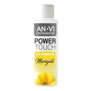 Засіб для зняття гель-лаку  ANVI Professional Power Touch Marigold 100 мл - 00-00000425