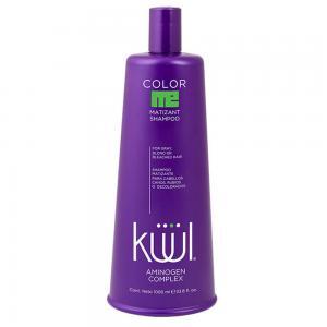 Тонуючий шампунь для знебарвленого волосся Kuul Color Me Matizant 1000 мл - 00-00000446
