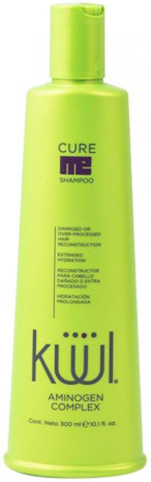 Шампунь для пошкодженого волосся Kuul Cure Me 300 мл - 00-00000449