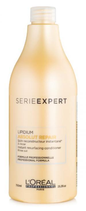 Кондиціонер для пошкодженого волосся L'Oreal Professionnel Absolut Repair Protein 750 мл - 00-00000462