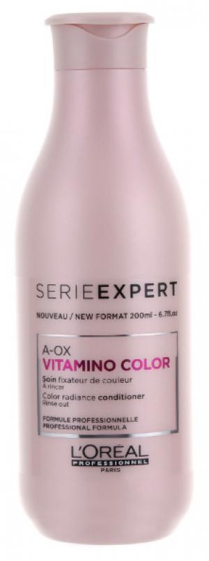 Кондиціонер для фарбованого волосся L'Oreal Professionnel Vitamino Color 200 мл - 00-00000485
