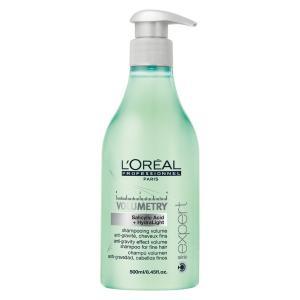 Шампунь для придания объема тонким волосам L'Oreal Professionnel Volumetry 500 мл - 00-00000498