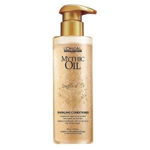 Кондиціонер з дорогоцінними оліями для блиску волосся L'Oreal Professionnel Mythic Oil Souffle d'Or 190 мл - 00-00000501