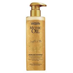 Шампунь с драгоценными маслами для блеска волос L'Oreal Professionnel Mythic Oil Souffle d'Or 250 мл - 00-00000502