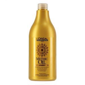Шампунь для блеска всех типов волос L'Oreal Professionnel Mythic Oil 750 мл - 00-00000504