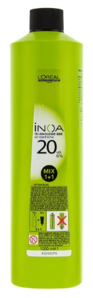 Окисник L'Oreal Professionnel 6% (20 Vol.) INOA 1000 мл - 00-00000521