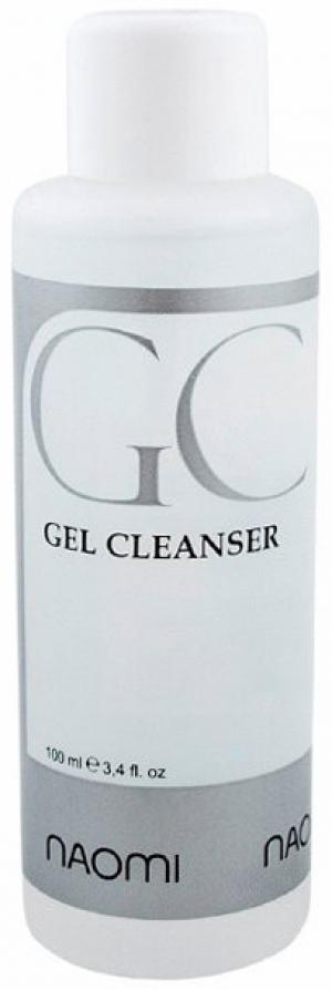 Засіб для видалення липкого шару Naomi Gel Cleancer 100 мл - 00-00000576
