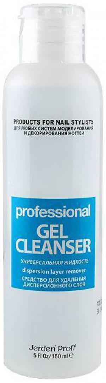 Засіб для видалення липкого шару Jerden Proff Gel Cleancer 150 мл - 00-00000577