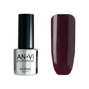 Гель-лак для нігтів ANVI Professional №082 Violet Eggplant 9 мл - 00-00000621