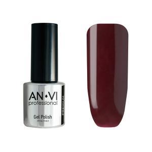 Гель-лак для нігтів ANVI Professional №084 Mahogony Pixel 9 мл - 00-00000624