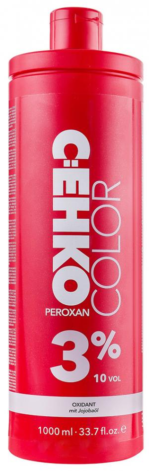 Окислитель C:EHKO 3% (10 Vol.) 1000 мл - 00-00000645