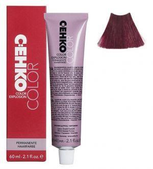 Крем-фарба для волосся C:EHKO Color Explosion №6/45 Мідно-червоний 60 мл - 00-00000662
