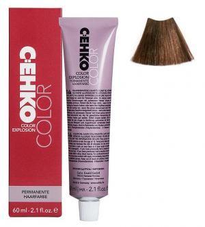 Крем-фарба для волосся C:EHKO Color Explosion №7/35 Золотиста нуга 60 мл - 00-00000678