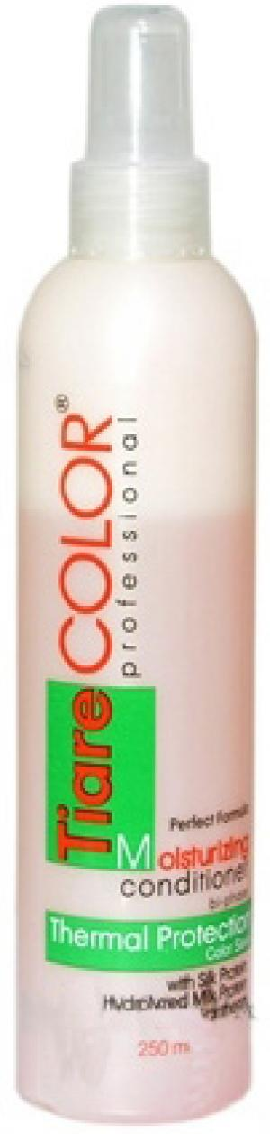 Двухфазный увлажняющий кондиционер для волос с термозащитой Tiare Color 250мл - 00-00000700