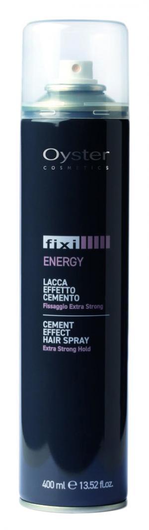 Лак для волосся екстрасильної фіксації Oyster Cosmetics Fixi Hairspray 400 мл - 00-00000712