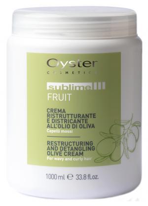 Фруктова маска з екстрактом оливи Oyster Sublime Fruit Cosmetics 1000 мл - 00-00000724