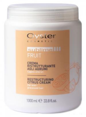 Фруктова маска з екстрактом цитрусових Oyster Cosmetics Sublime Fruit 1000 мл - 00-00000725