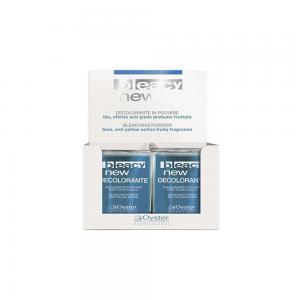 Безаміачна висвітлююча пудра (голуба) Oyster Cosmetics  Bleacy Blue 25 мл - 00-00000759