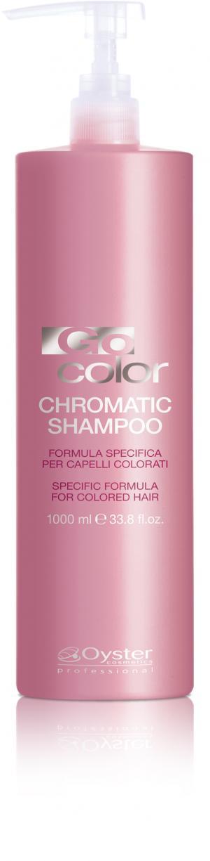 Шампунь для окрашенных волос Go Color Oyster Cosmetics - 00-00000789
