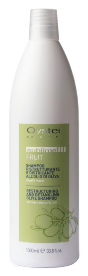 Шампунь с экстрактом оливы Oyster Cosmetics Sublime Fruit 1000 мл - 00-00000797