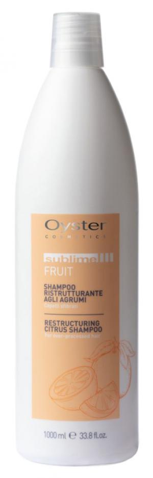 Шампунь с экстрактом цитрусовых Oyster Cosmetics Sublime Fruit 1000 мл - 00-00000798